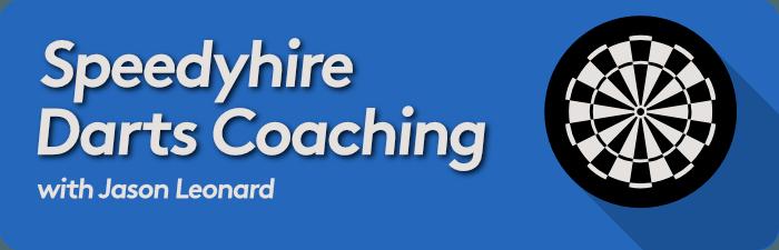 Speedyhire Expert Darts Coaching